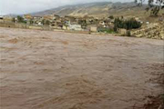 سیلاب به ۸۰ مدرسه در رودبار جنوب خسارت جدی وارد کرد