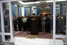 دیدار اعضای ستاد مرکزی بزرگداشت حضرت امام خمینی(س) با سید حسن خمینی