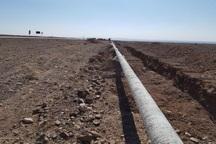 گازرسانی به 6 روستای سرایان آماده بهره برداری است