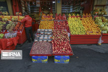 میادین میوه و تره بار پایتخت فقط جمعه اول فروردین تعطیل است