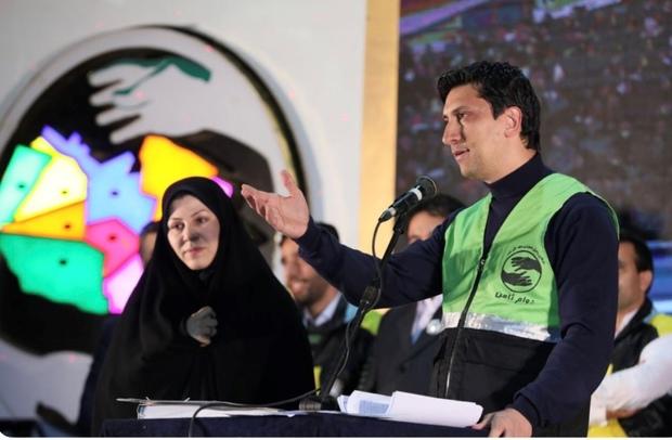 گردهمایی 'دوام ثامن' در مشهد برگزار شد
