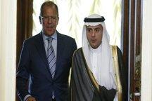 نظرات متفاوت وزرای خارجه روسیه و عربستان در مورد برجام