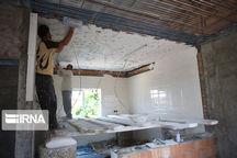 گزارشی از روند بازسازی خانههای سیلزده خراسان رضوی