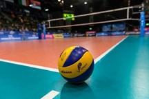 مسابقات والیبال دسته اول جوانان کشور در قزوین آغاز شد
