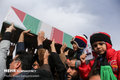 پیکر جانباز شهید اهل ری تشییع شد