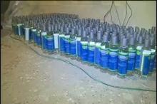 کشف مواد ضدعفونی غیر استاندارد در شمال تهران