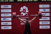 علی هاشمی به مدال دست نیافت و چهارم شد