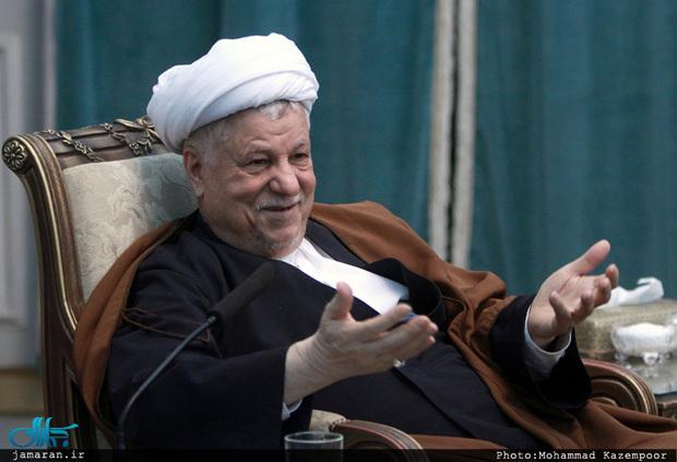 چشم امید آیت الله هاشمی به همت ایرانیان