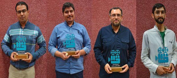 جشن سالانه انجمن فیلمسازان انقلاب اسلامی خراسان رضوی برگزار شد