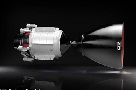 این موتور فضانوردان را ۳ ماهه به مریخ می رساند