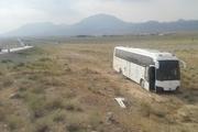تصادف اتوبوس با پژو ۲۰۶ در اسلامشهر ۵ نفر را راهی بیمارستان کرد