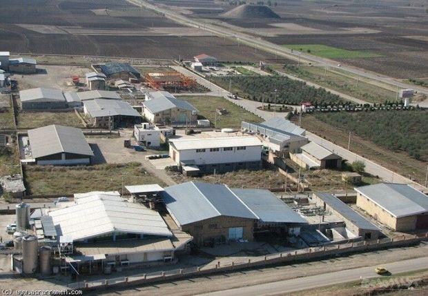 مساحت شهرکهای صنعتی قزوین ۵۳۵ هکتار توسعه پیدا میکند
