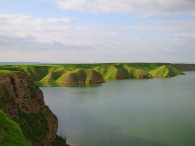 89 درصد سدهای گلستان پُر آب است