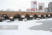 اردبیل در روزهای پایانی بهمن سفیدپوش میشود
