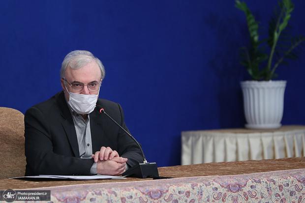 وعده وزیر بهداشت در مورد واکسن کرونای ایرانی
