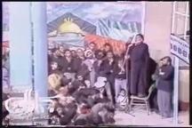 نوحه معروف مرحوم کوثری در حضور امام خمینی(س) در حسینیه جماران