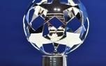 رونمایی از جایزه بهترین بازیکن زمین در لیگ قهرمانان اروپا + عکس