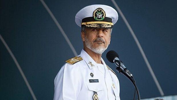 ایران امنیت پنج هزار کشتی و نفتکش خود در آبهای آزاد را تامین کرده است