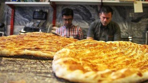 اعلام قیمت جدید نان در شهرستانهای تهران
