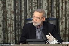 تکذیب دیدار لاریجانی با کاندیداهای ریاست جمهوری + عکس نامه