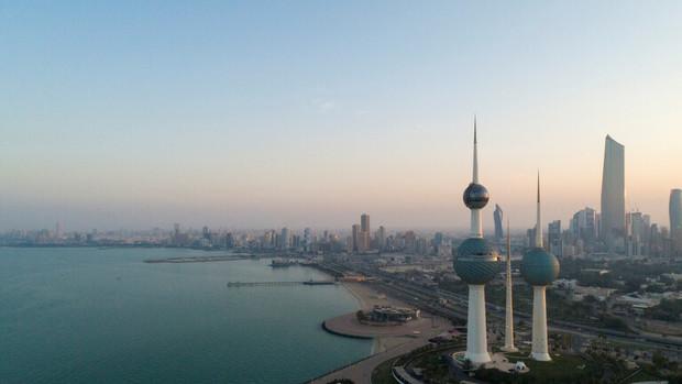 جنجال یک زن کویتی جویای کار+عکس