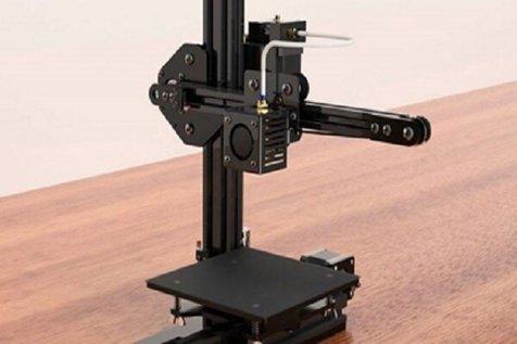 ساخت پرینتر سه بعدی کوچک و کاربردی
