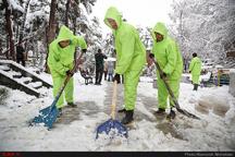 آمادگی شهرداری کرج برای خدمات زمستانی  نگران برف و باران نیستیم