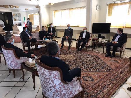 سفر صالحی امیری و دبیرکل کمیته ملی المپیک به استان فارس
