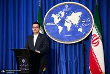 پاسخ وزارت خارجه به ادعای آمریکا مبنی بر توقیف شناور ایرانی حامل سلاح به یمن