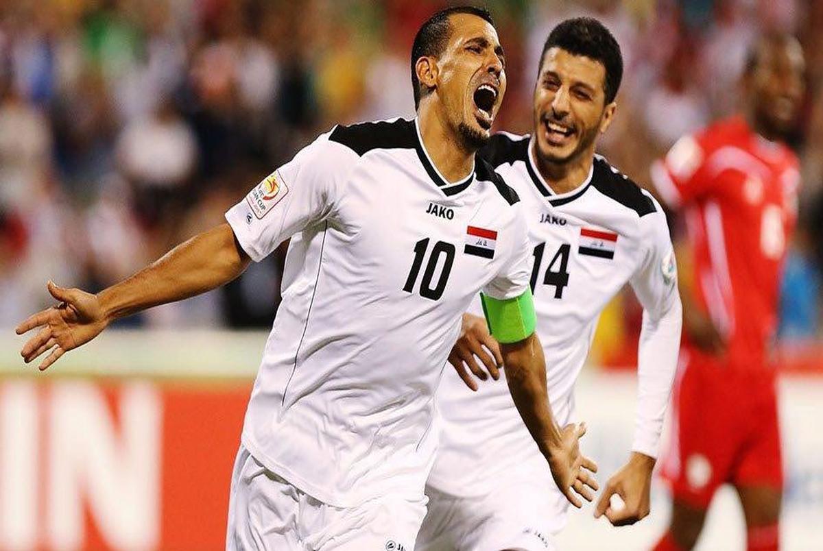 درگذشت کاپیتان معروف تیم ملی عراق صحت دارد؟