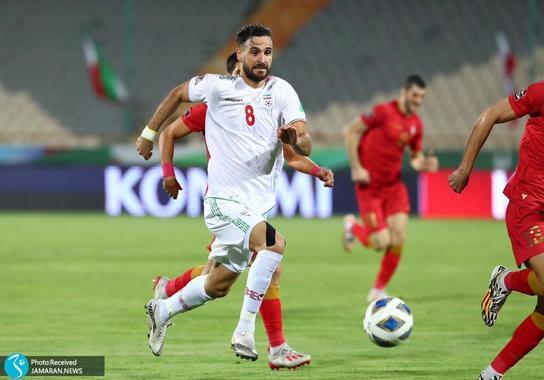 احمد نوراللهی ایران سوریه مقدماتی جام جهانی 2022