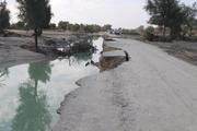خسارت ۷۳۴ میلیاردریالی به راههای استان بازگشائی ۳۵ محور مسدود شده