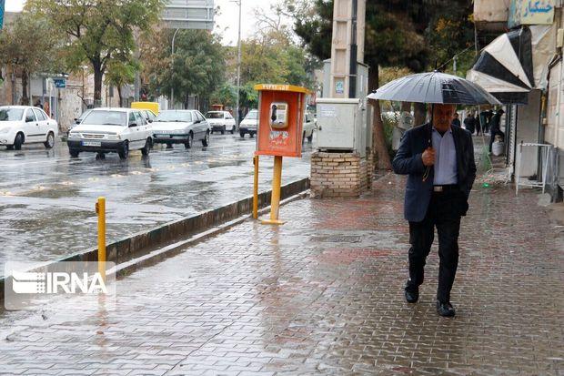 تشدید بارندگی طی روزهای جمعه و شنبه در آذربایجانغربی