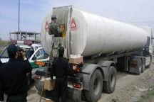 ۲۰ هزار لیتر سوخت قاچاق در میناب کشف شد