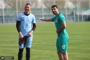 گزارش تصویری  تمرین اختصاصی مهاجمان و دروازه بانان تیم ملی فوتبال