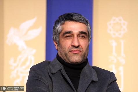 حمایت باشگاه پرسپولیس از پژمان جمشیدی در جشنواره فیلم فجر+ عکس