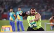 خداحافظی قهرمان پرتاب وزنه آسیا از دنیای ورزش