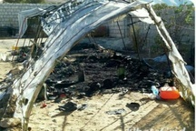 توضیحات فرماندار سرپل ذهاب درباره آتشسوزی یک چادر در این منطقه