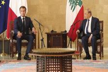 حضور پر رنگ فرانسه در لبنان پس از انفجار مهیب بیروت؛ کمک یا قیمومیت؟