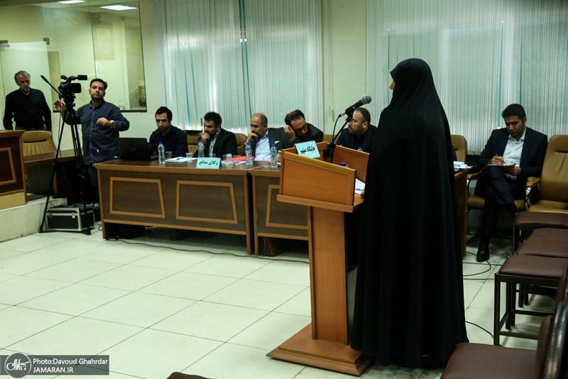 نخستین جلسه رسیدگی به اتهامات شبنم نعمت زاده، احمدرضا لشگری پور و شرکت توسعه دارویی رسا