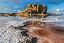 افزایش 95 کیلومتر مربعی وسعت دریاچه ارومیه در 5 روز