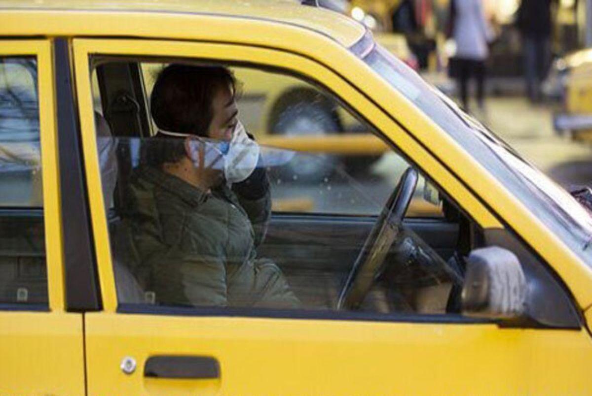 واکسن کرونا برای رانندگان تاکسی اجباری است