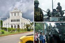 ده ها کشته و زخمی در دو انفجار در فیلیپین+ تصاویر