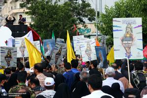 راهپیمایی باشکوه روز جهانی قدس-1