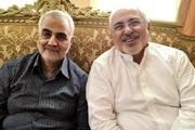 واکنش وزارت خارجه به یک فایل صوتی مخدوش با صدای ظریف در مورد شهید سلیمانی