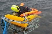 ربات غریق نجات برای شناگران از راه رسید