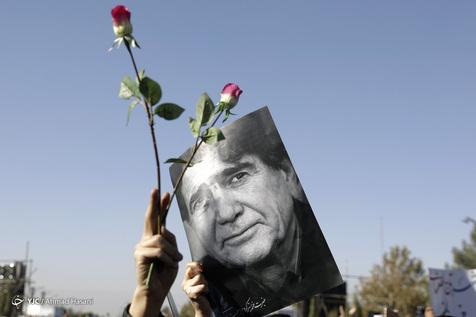 نامگذاری خیابانی در مشهد به نام استاد شجریان