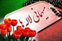 مراسم مهمانی لاله ها در استان یزد برگزار شد