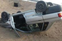 حوادث رانندگی در جاده های استان مرکزی سه کشته داشت