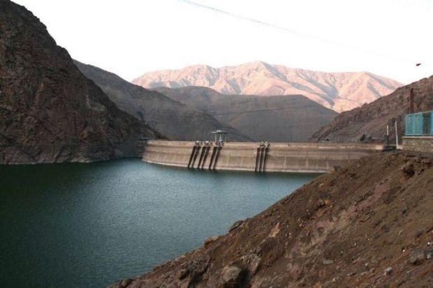 خطری سدهای استان تهران را تهدید نمی کند